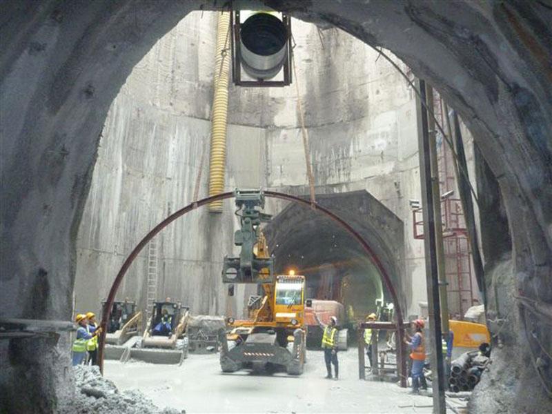 Abu Dhabi Sewerage Tunnel Project