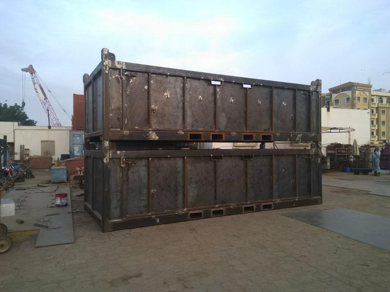 Cargo Basker - Quatro