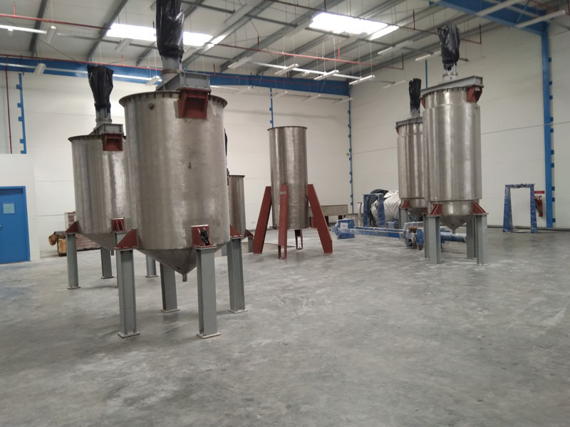 Chemical Factory for Opentech