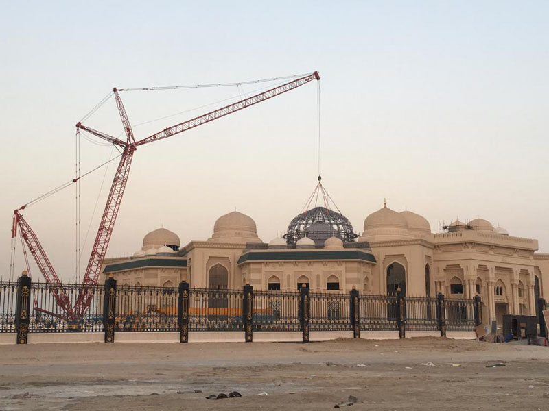 Emirates Stone - Holy Quran Acdamy in Sharjah