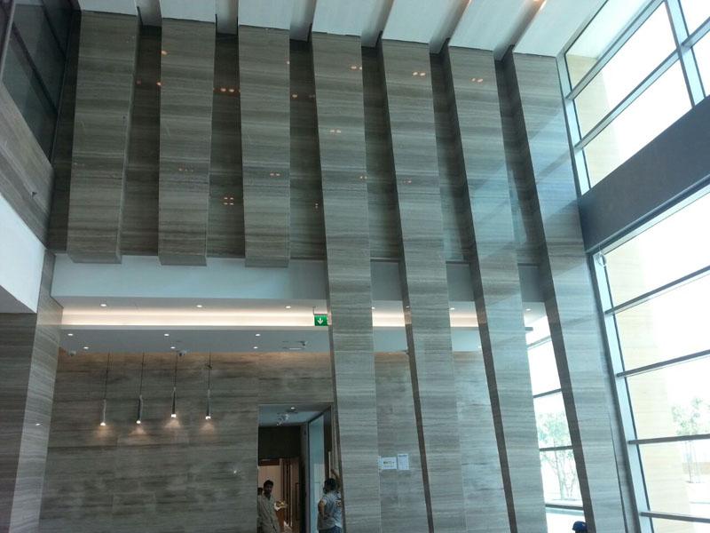 Interior Design at Tecom