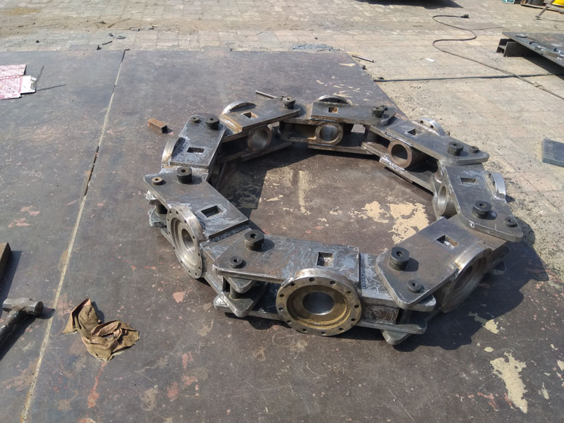 Pile Cutter for UPC